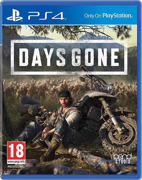 Bild på Days Gone (PS4) från Prisjakt.nu