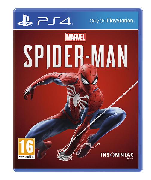 Bild på Marvel's Spider-Man (PS4) från Prisjakt.nu