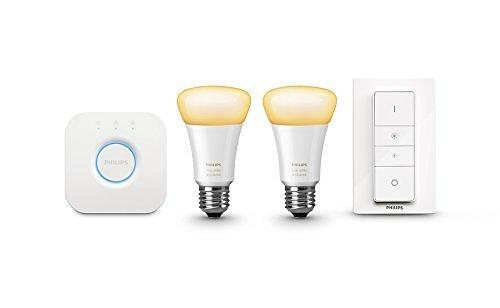 Philips Hue White Ambience 806lm 6500K E27 9,5W 2-pack (Dimmerabile)