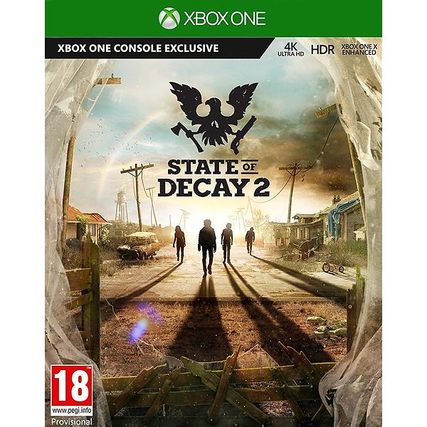Best Deals On State Of Decay 2 Xbox One Game Compare