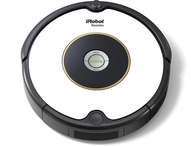 irobot roomba 605 au meilleur prix comparez les offres de robot nettoyeur sur led nicheur. Black Bedroom Furniture Sets. Home Design Ideas