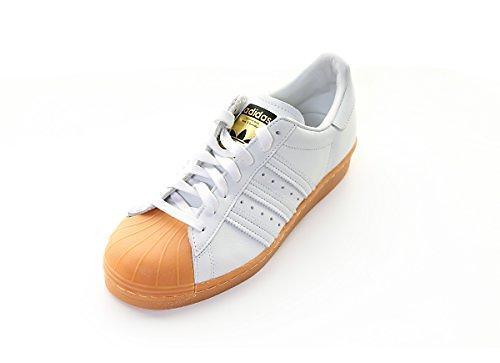 Adidas Originals Superstar 80s Dlx Leather (Uomo)