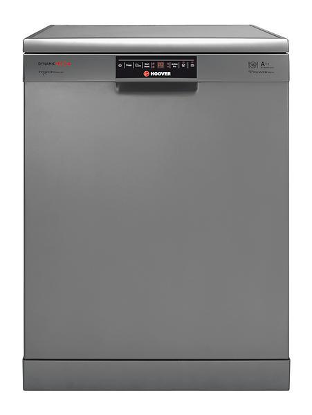 hoover dym 862x t inox au meilleur prix comparez les offres de lave vaisselle sur led nicheur. Black Bedroom Furniture Sets. Home Design Ideas