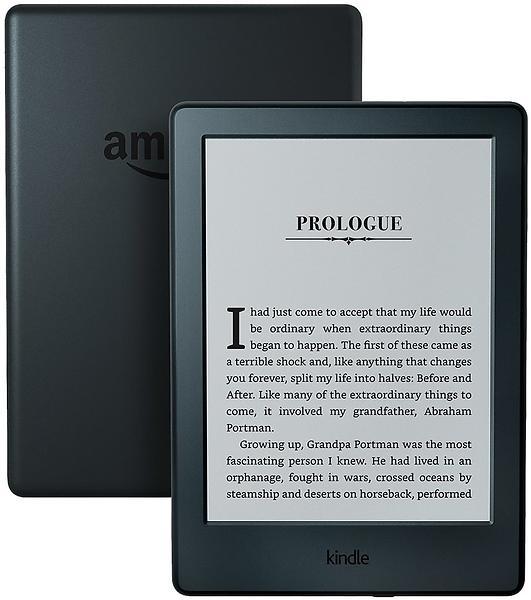 Bild på Amazon Kindle 8 från Prisjakt.nu