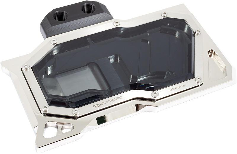 Aqua Computer Kryographics Pascal GTX 1080/1070 - Copper Nickel