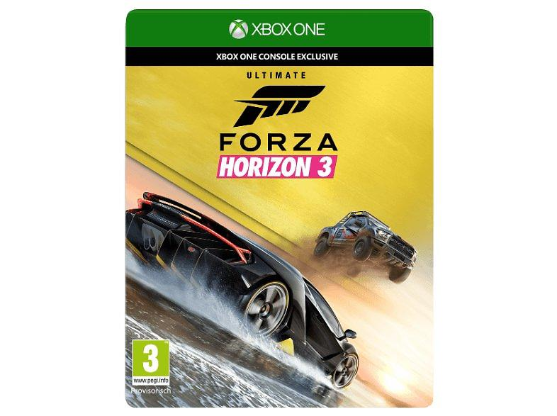 Best Deals On Forza Horizon 3 Ultimate Edition Xbox One