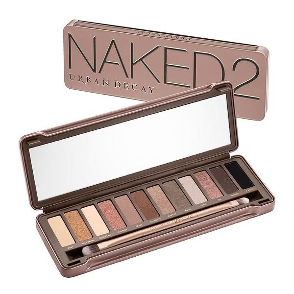 naked eyes palette prisjakt