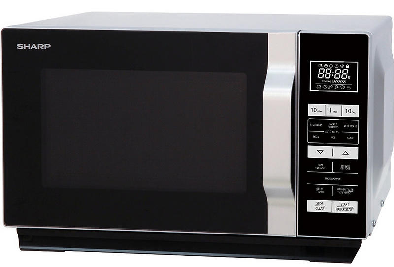 Best Deals On Sharp R 360slm Silver Microwaves Compare Prices Pricespy