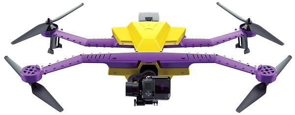 AirDog Auto-Follow Drone RTF