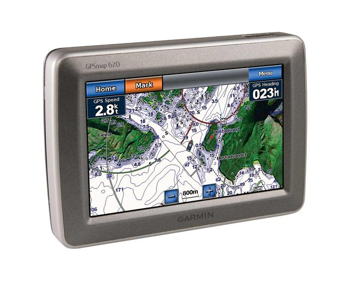 Review of garmin gpsmap 620 excl transducer fish finder for Best rated fish finder