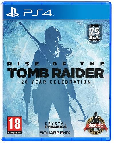 Bild på Rise of the Tomb Raider - 20 Year Celebration Edition (PS4) från Prisjakt.nu