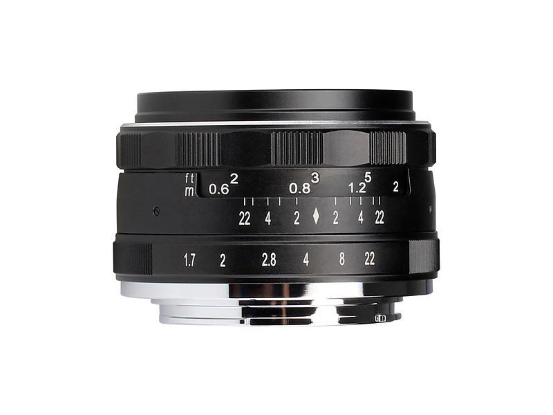 Meike MK 35/1,7 for Olympus/Panasonic m4/3