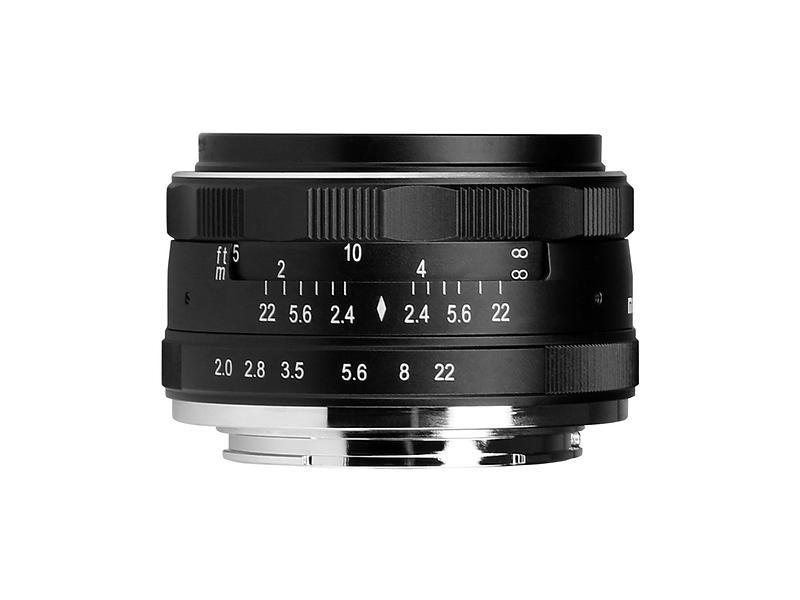 Meike MK 50/2,0 for Olympus/Panasonic m4/3