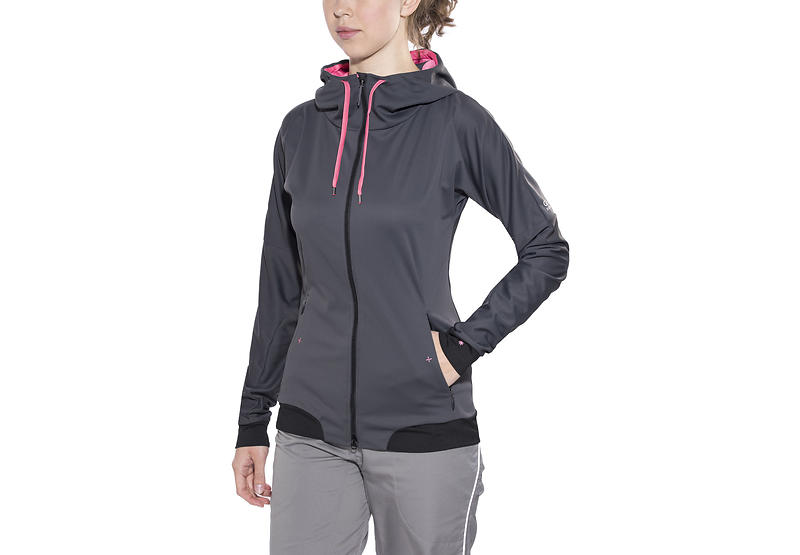 Gore Bike Wear Power Trail Windstopper Soft Shell Hoody Jacket (Donna)