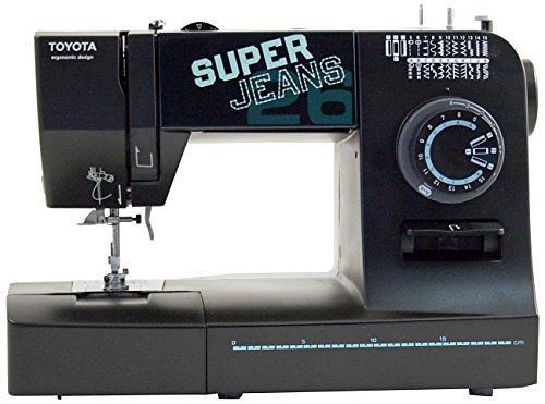 Best Deals On Toyota Super Jeans J26 Xl Sewing Machine