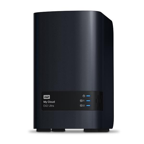 WD My Cloud EX2 Ultra 6TB