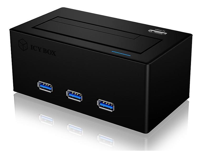 Icy Box IB-118U3-SPC