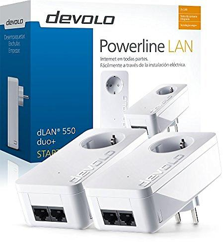 Devolo dLAN 550 duo+ Starter Kit (9301)
