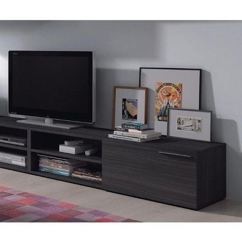 9a515bd97ed0c7 Historique de prix de Brico Habitat Kikua 130x35cm Meuble TV   HiFi -  Trouver le meilleur prix