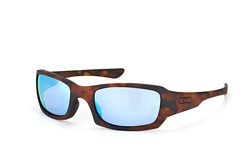 Oakley Fives Squared Prizm Deep Water Polarizzati
