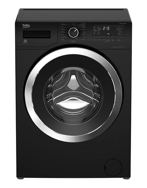 beko wmy71433pteb nero lavatrice al miglior prezzo. Black Bedroom Furniture Sets. Home Design Ideas