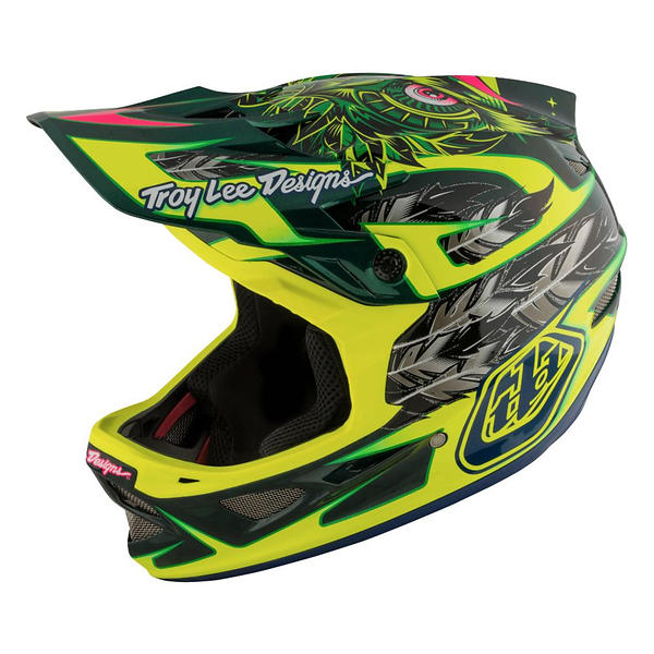 Troy Lee Designs D3 Carbon MIPS