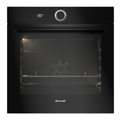 brandt bxp5337b noir au meilleur prix comparez les offres de four encastr sur led nicheur. Black Bedroom Furniture Sets. Home Design Ideas