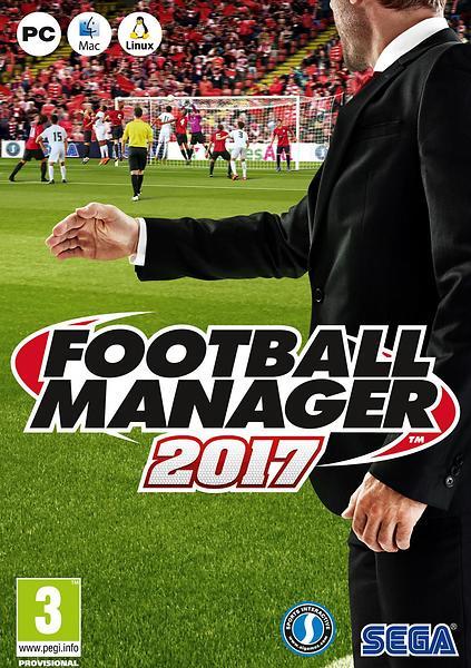 Bild på Football Manager 2017 från Prisjakt.nu