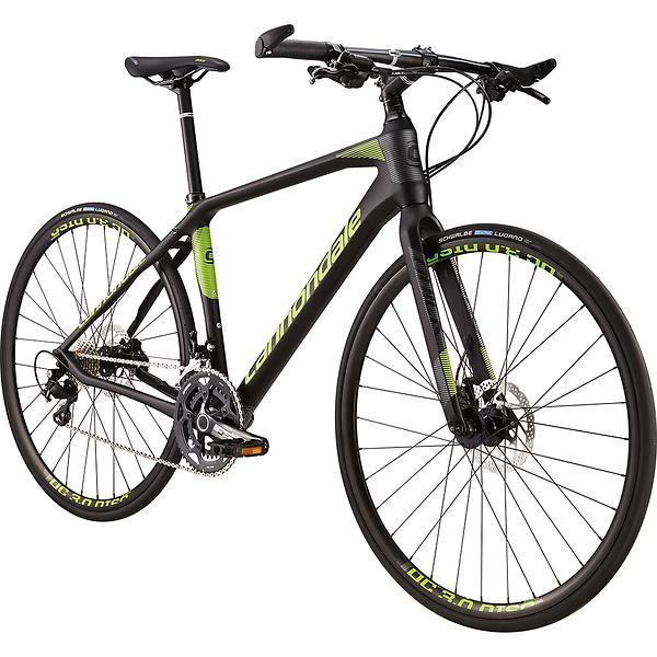cannondale quick carbon 1 2017 bicicletta al miglior