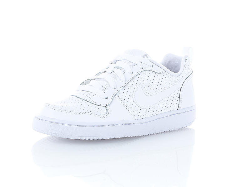 pretty nice 156cb 69cf2 Prisutveckling på Nike Court Borough Low (Unisex) Fritidssko  sneaker  barnjunior - Hitta bästa priset
