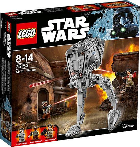 best deals on lego star wars 75153 at-st walker lego - compare
