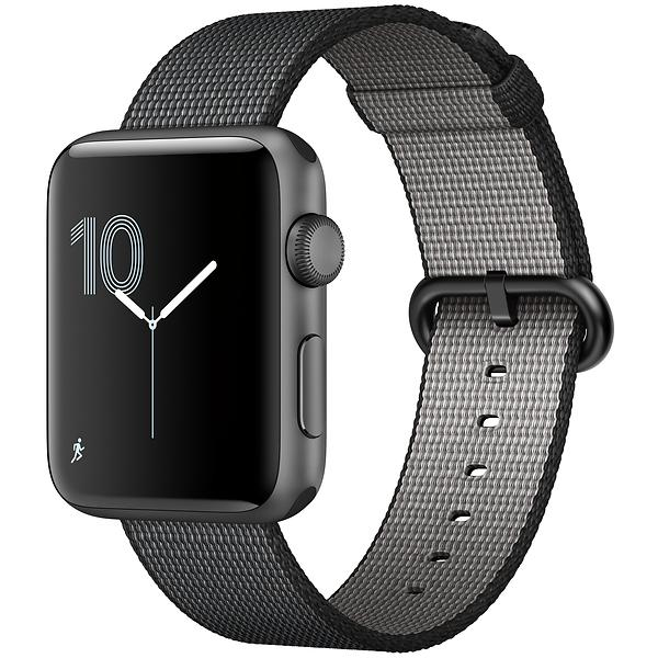 Apple Watch Series 2 42mm Aluminium with Woven Nylon