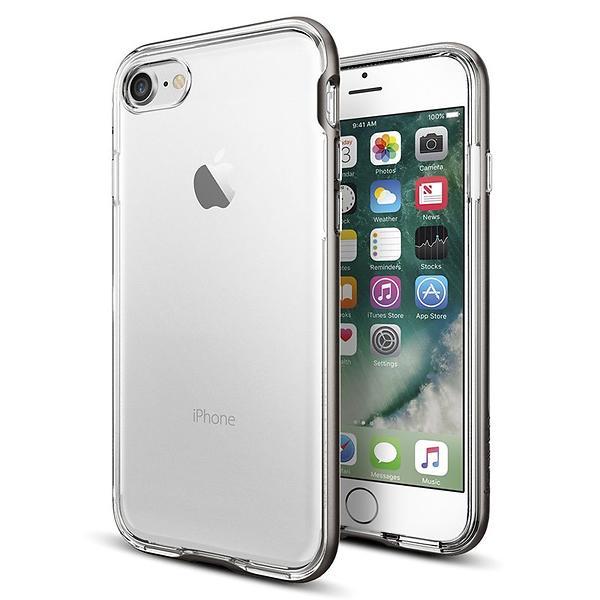Jämför priser på Spigen Neo Hybrid Crystal for iPhone 7 8 Skal   skärmskydd  till mobil - Hitta bästa pris på Prisjakt 3c1e9e214cdb2