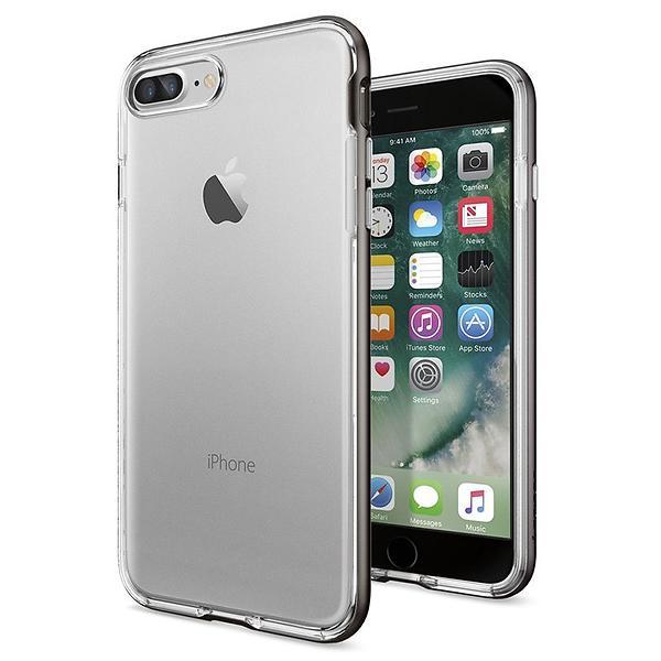 Jämför priser på Spigen Neo Hybrid Crystal for iPhone 7 Plus 8 Plus Skal    skärmskydd till mobil - Hitta bästa pris på Prisjakt e01e7580c1eaa