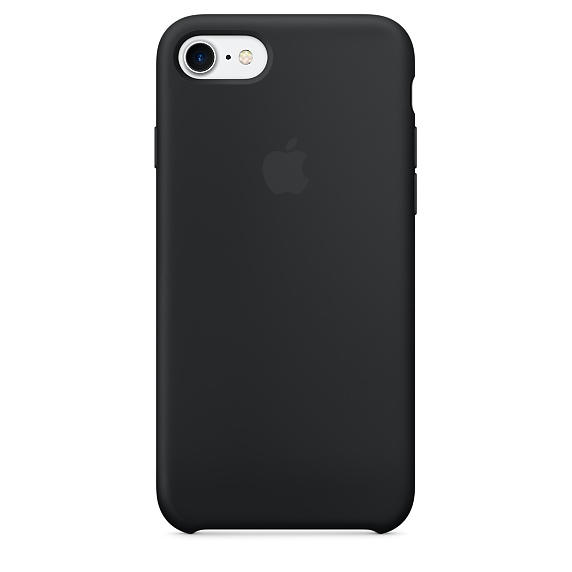 Bild på Apple Silicone Case for iPhone 7 från Prisjakt.nu