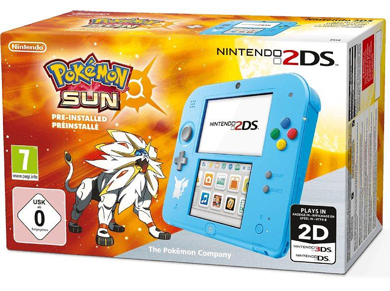 Nintendo 2DS (+ Pokémon Sun)