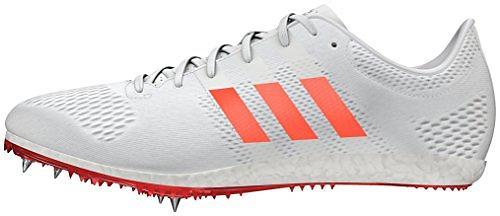 new arrivals eb9b7 fe554 Historique de prix de Adidas Adizero Avanti Spikes (Unisexe) Chaussures  dathlétisme - Trouver le meilleur prix