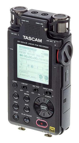 Tascam DR-100 MKIII