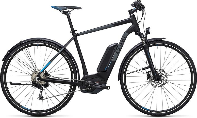 Cube Bikes Cross Hybrid Pro Allroad 500 2017 (E-bike)