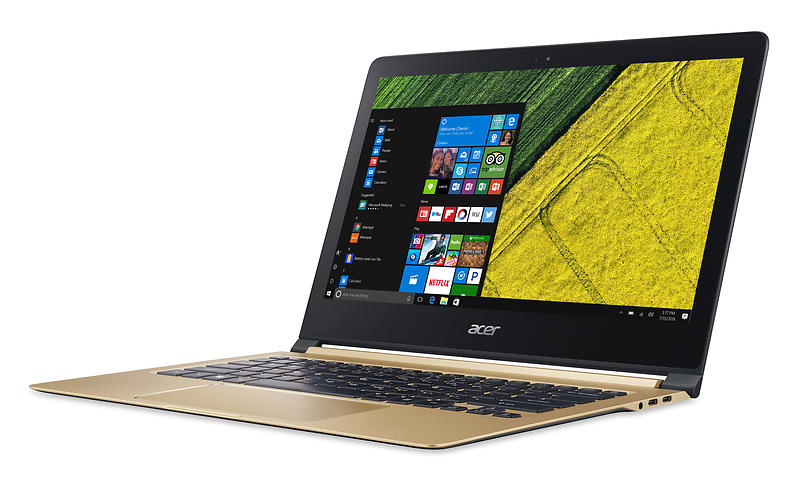 Bild på Acer Swift 7 SF713-51 (NX.GK6ED.001) från Prisjakt.nu
