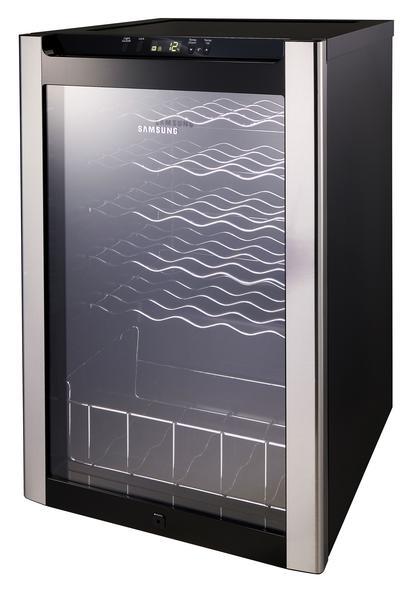 Dettagli del prodotto di Samsung RW33EBSS (Inox) Cantinetta vino