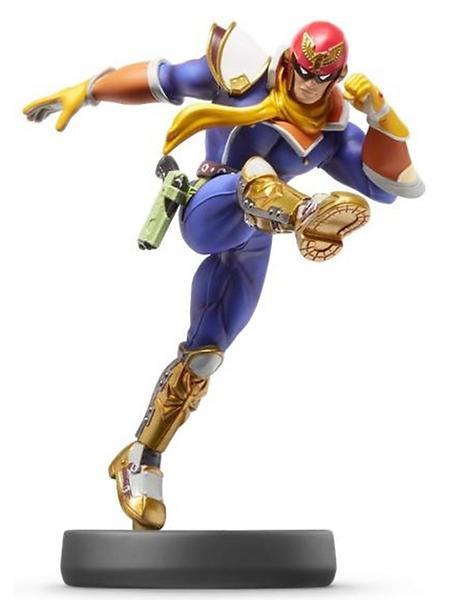 Nintendo Amiibo - Captain Falcon