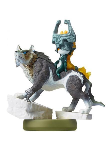 Nintendo Amiibo  Wolf Link