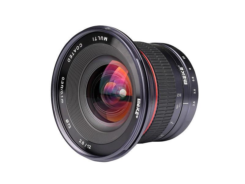 Meike MK 12/2,8 for Fujifilm X