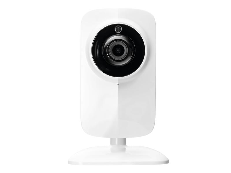 trust wifi ip camera with night vision au meilleur prix. Black Bedroom Furniture Sets. Home Design Ideas