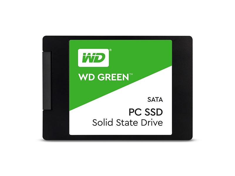 "WD Green PC SSD 2.5"" SATA III 480GB"