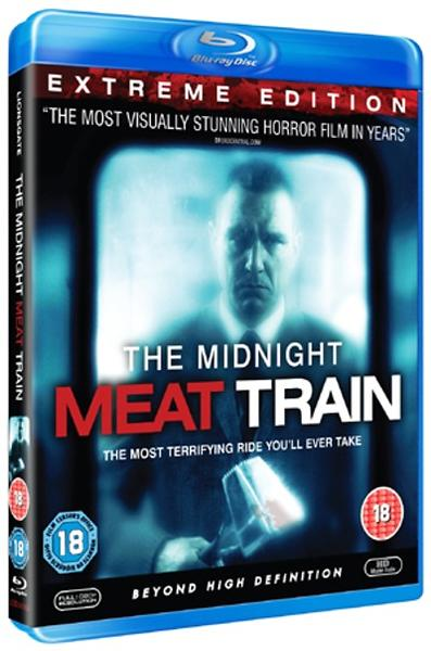 Bild på The Midnight Meat Train - Extreme Edition (UK) från Prisjakt.nu