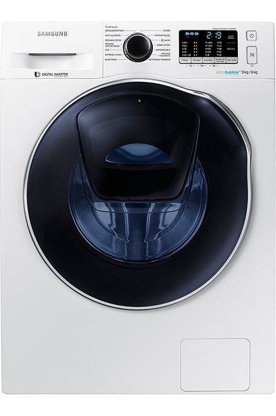 samsung wd90k5410ow blanc au meilleur prix comparez les offres de machine laver sur. Black Bedroom Furniture Sets. Home Design Ideas