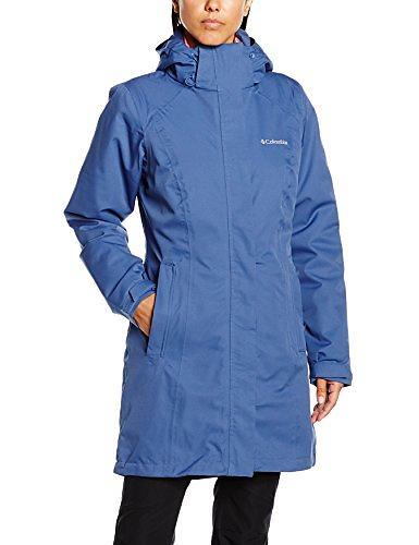 Columbia Salcantay Long Interchange Jacket (Donna)