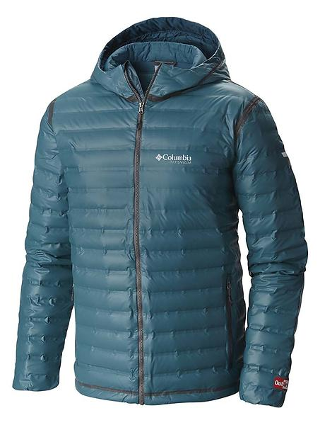 Columbia Outdry Ex Gold Down Hooded Jacket (Uomo)